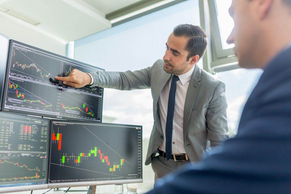 Risk Management in a downtrend